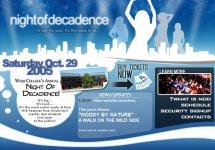 Rice University - Night of Decadence Party